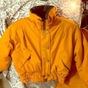 Vintage Obermeyer Ski Coat